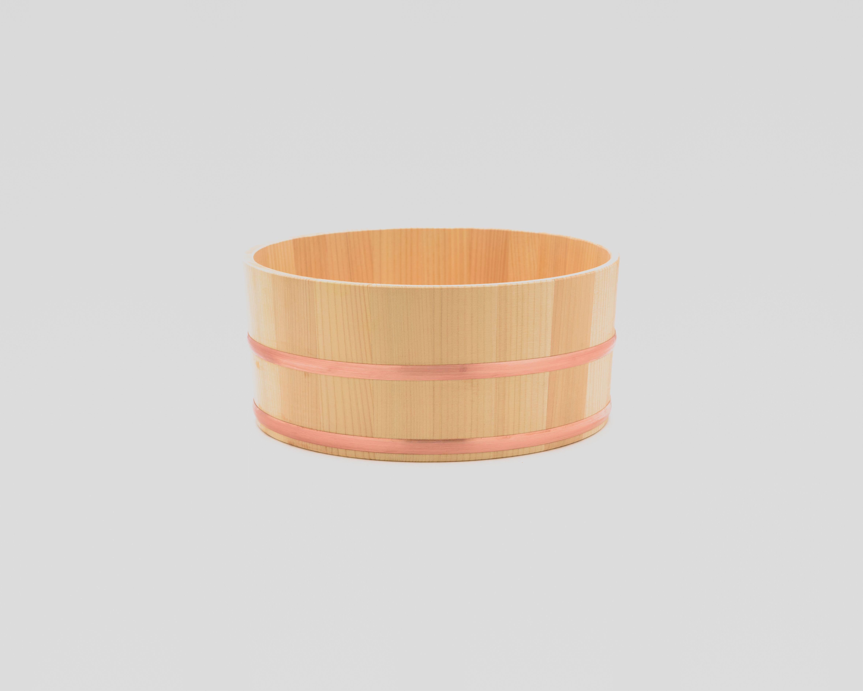 木曽のサワラで作った湯桶03