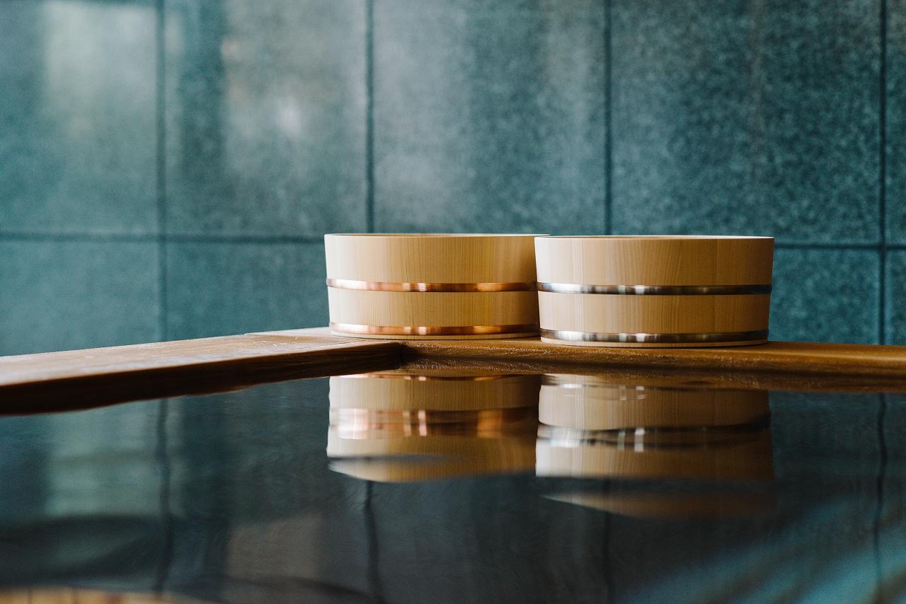 木曽のサワラで作った湯桶01s-