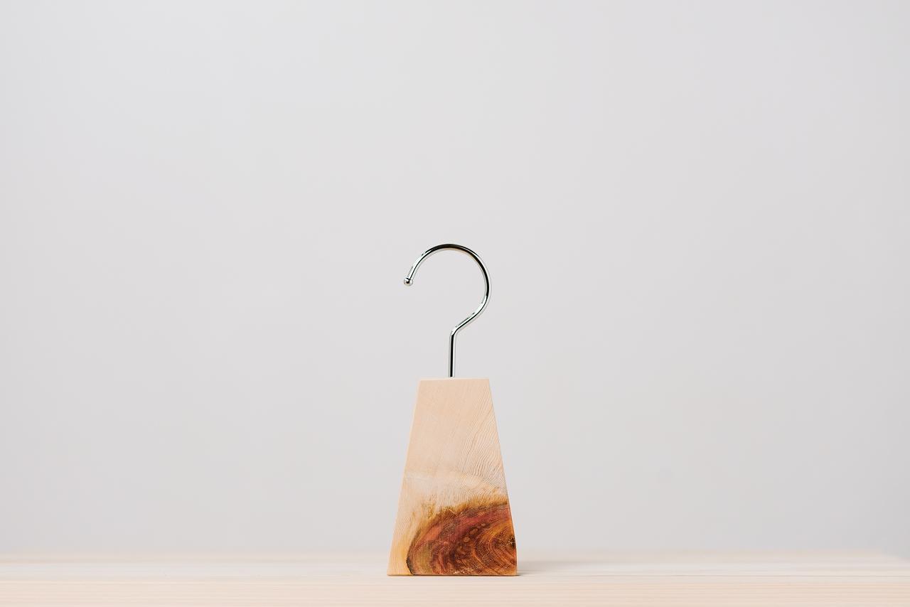 木曽の檜でつくったアロマフック02s-