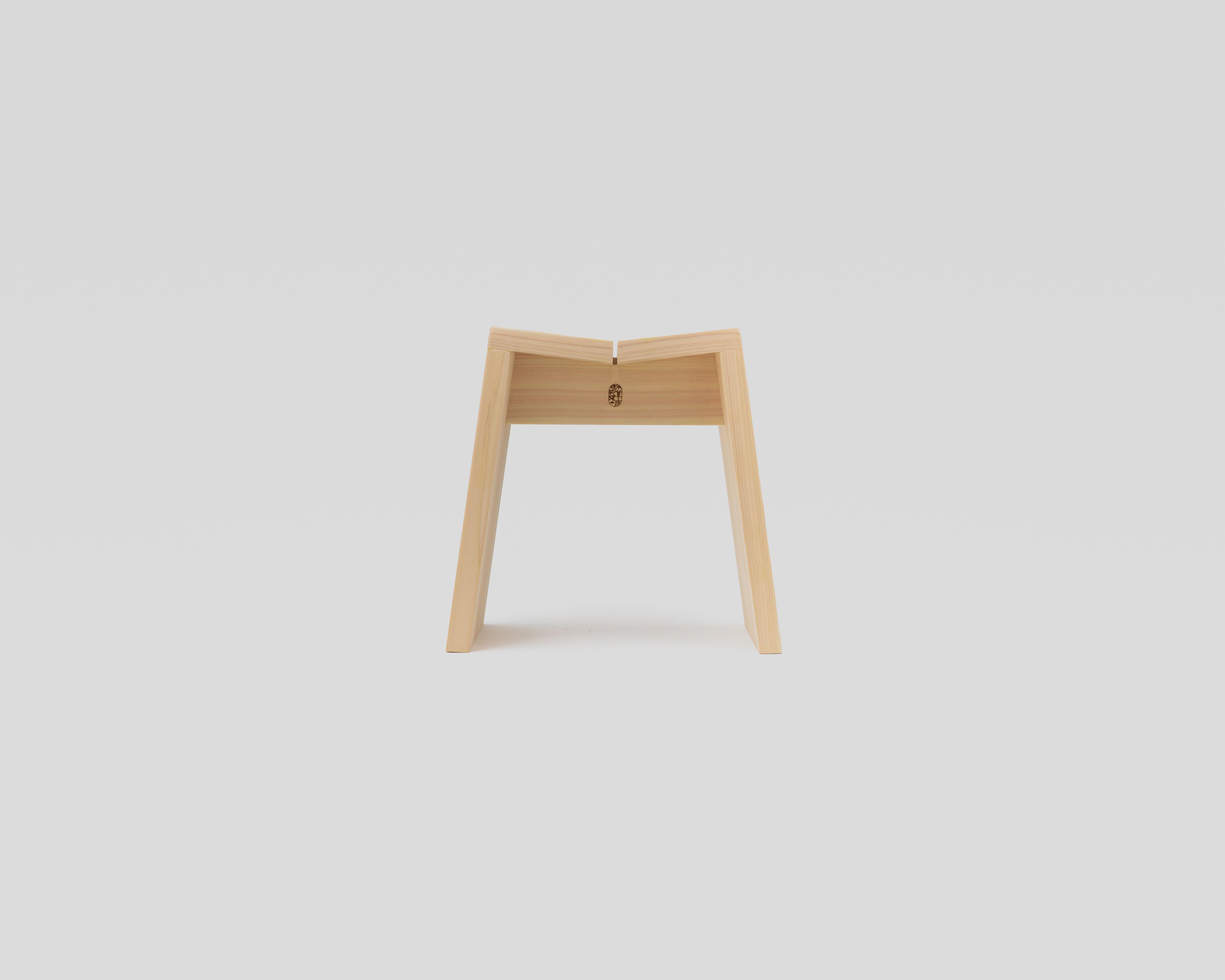 NEW木曽のヒノキでつくった風呂椅子03