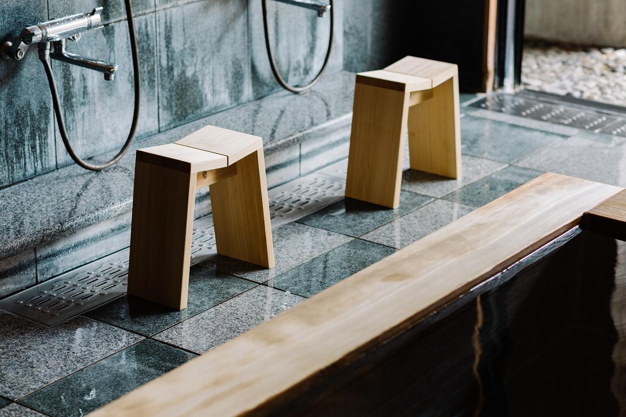 NEW木曽のヒノキでつくった風呂椅子01s-